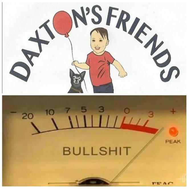 daxtons friends bullshit meter maxd