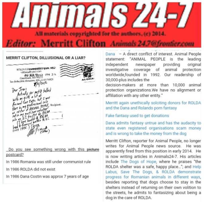 animals 24 7 fraud